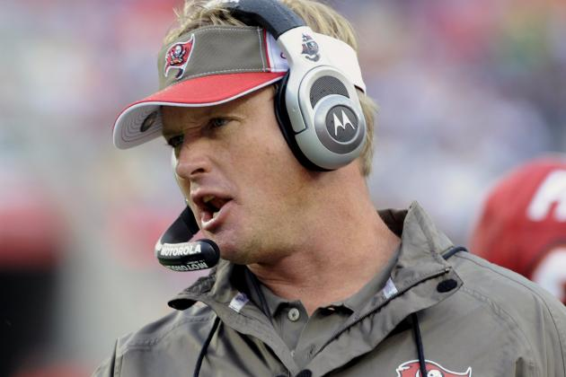 Jon Gruden: Latest Speculations on Tennessee, Arkansas and Return to Coaching