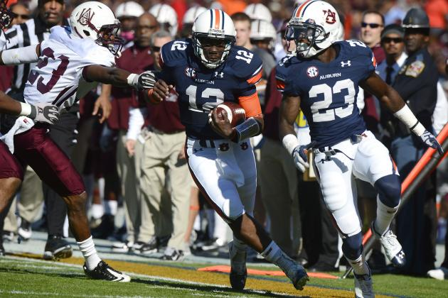 Auburn Football: All Auburn Can Take from Saturday's Win Is Confidence