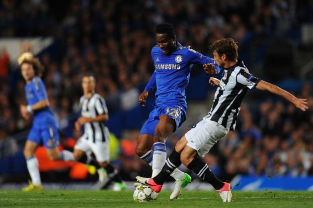 Juventus vs. Chelsea: Old Lady Must Rebound from Shutout vs. Lazio