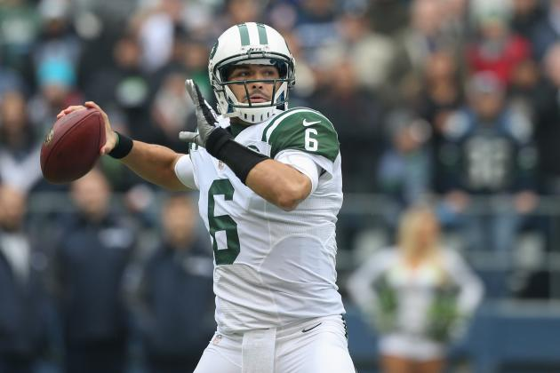 Breaking Down Why Mark Sanchez Will Not Be a Starter in 2013