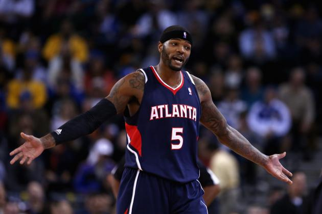 NBA Trade Rumors: Latest on Josh Smith, Alec Burks and More Rumored Deals