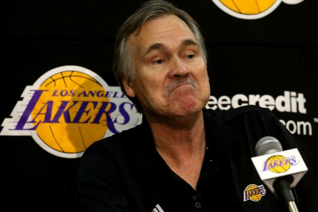 Mike D'Antoni Says He's '50-50′ on Making Coaching Debut Sunday