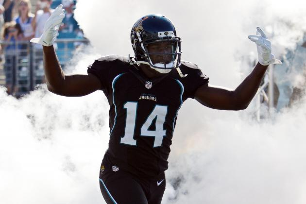 Justin Blackmon: Breakout Game Doesn't Make Him a Must-Add for Fantasy Owners