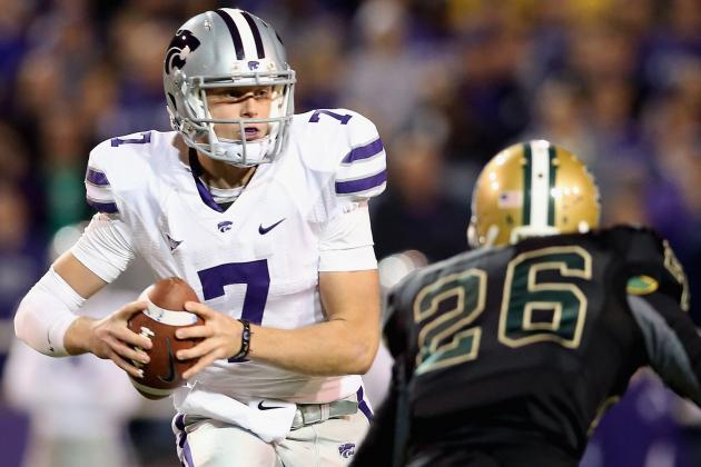 Kansas State Football: Collin Klein and Wildcats Exposed as Frauds by Baylor