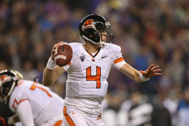 Oregon State Football: Beavers Must Start Sean Mannion vs. Oregon