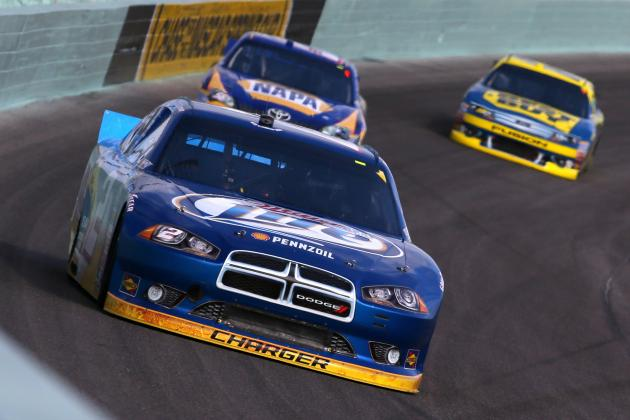NASCAR Sprint Cup Homestead 400 2012: Live Blog, Results and Final Standings