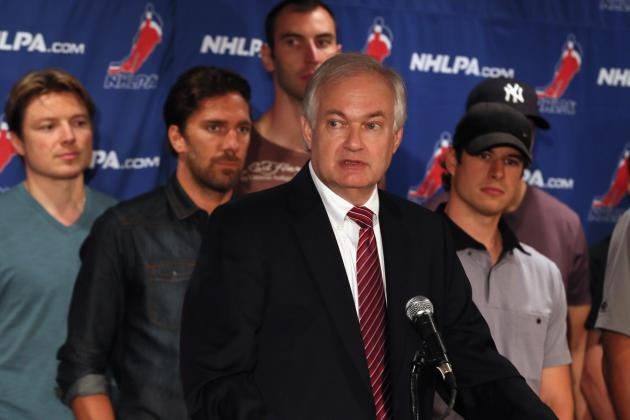 NHL Lockout: Is a Split in the NHLPA Inevitable at This Point?