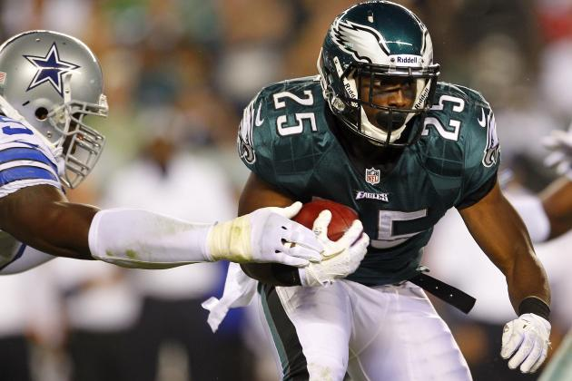 LeSean McCoy Injury: Updates on Eagles Star Following Scary Hit