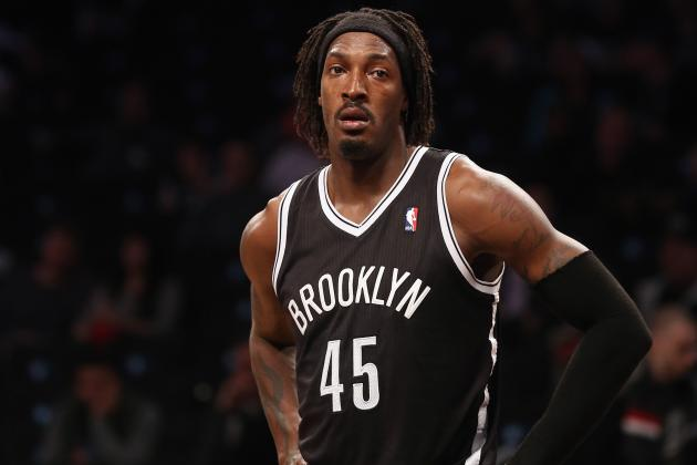 Gerald Wallace Will Play Tonight for 1st Time Since Season Opener