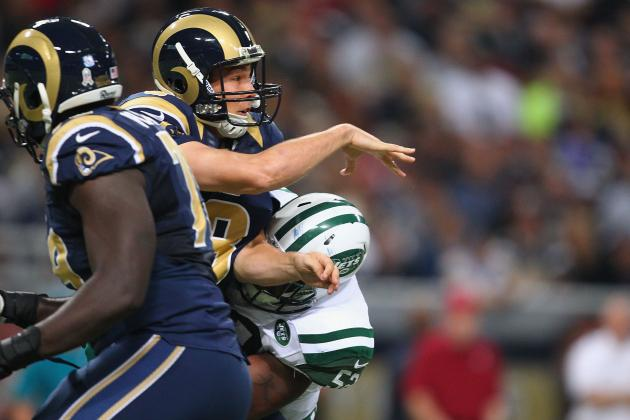 Jets vs. Rams: New York's Stout Defense Ends 3-Game Tailspin
