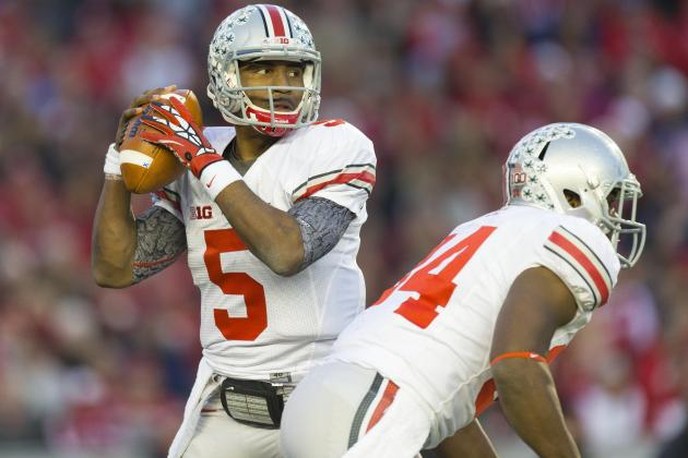 Ohio State Football: Perfect Record Shouldn't Be Enough to Finish Atop AP Top 25