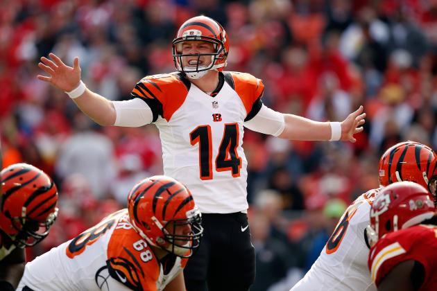 Bengals blow out Chiefs to get back to .500