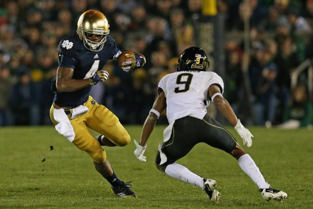 Notre Dame Football: Why Irish Won't Be Able to Beat the SEC's Best