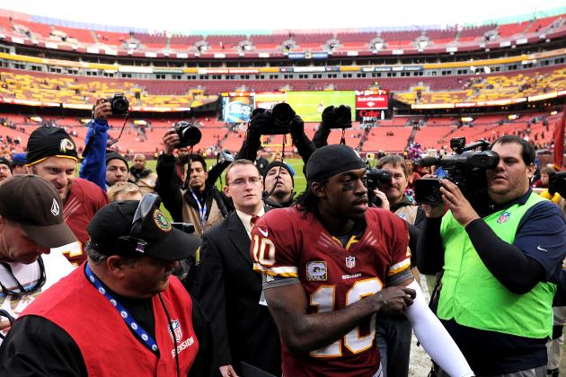 Redskins Rout the Eagles 31-6: RGIII Lights It Up, 'Skins Defense Shines