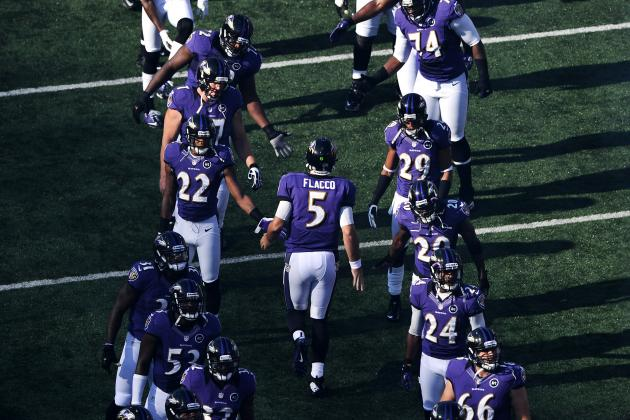 Baltimore Ravens Players Who'll Play Crucial Roles Down the Home Stretch