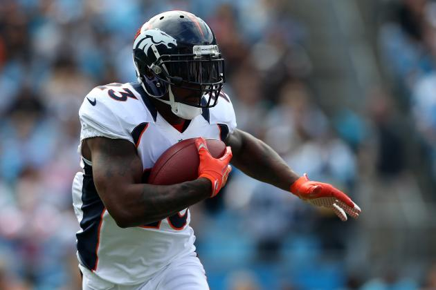 McGahee Questionable to Return with Knee Injury