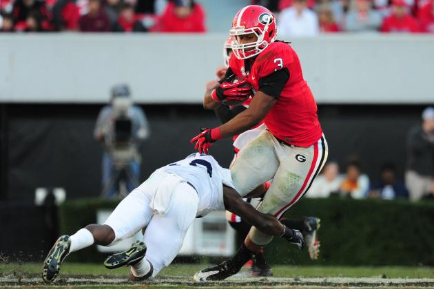 Georgia Football: Why Nobody Should Rule out Bulldogs for BCS Title Game