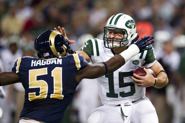 Tim Tebow: Window Closing for Jets QB to Have Impact in New York