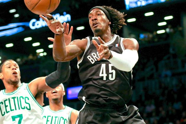 Gerald Wallace Injury: Updates on Nets Star's Ankle