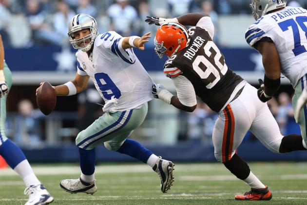 Browns vs. Cowboys: Dallas More Than Alive with Win, but Lots of Work to Do