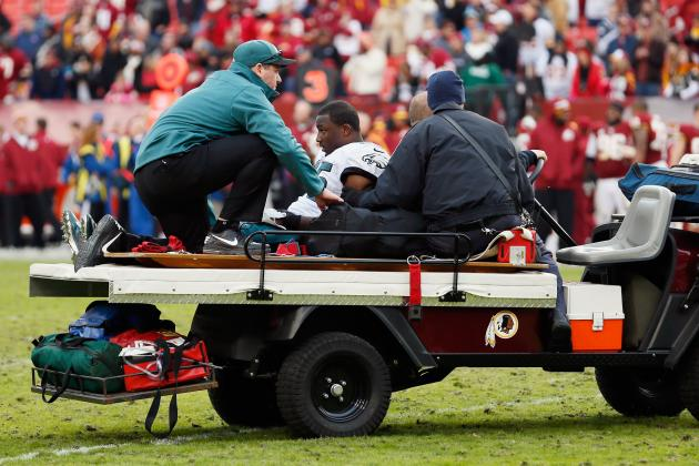 Philadelphia Eagles: LeSean McCoy Pays for Andy Reid's Shame with His Health