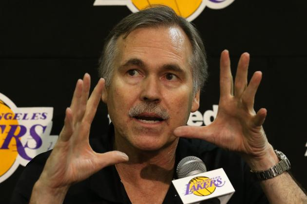 The Lakers' Offense Under Mike D'Antoni