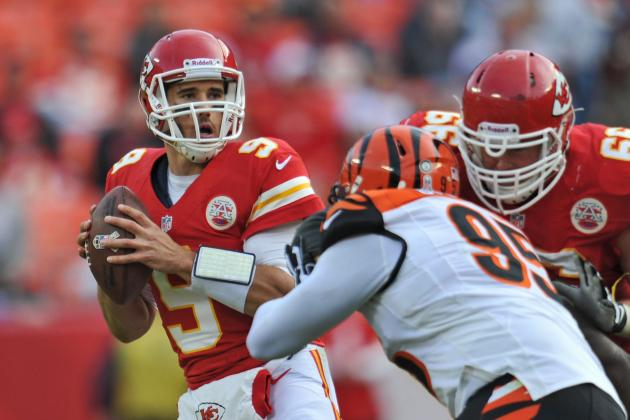 Brady Quinn: Turning to Backup QB Puts Chiefs in a Lose-Lose Situation