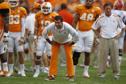 Derek Dooley: Potential Replacements for Ousted Tennessee Volunteers Coach