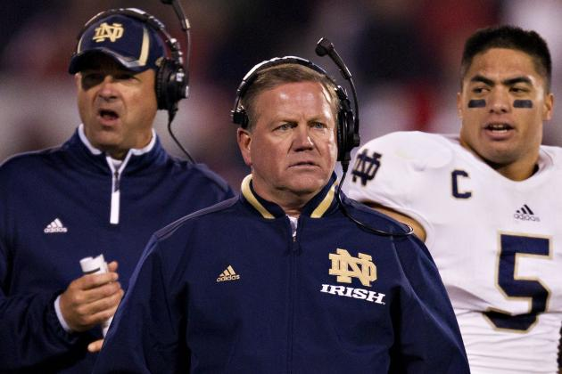 Notre Dame or Alabama: Which Team Should Thank Baylor and Stanford the Most?