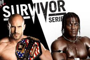 Antonio Cesaro [c] vs R-Truth