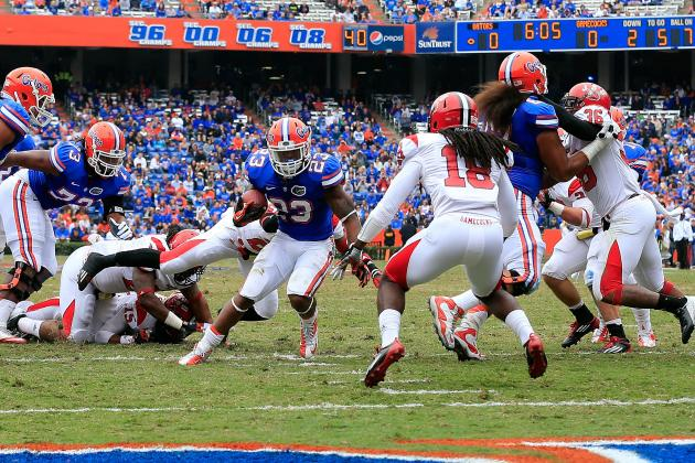 UF, FSU Rivalry Game Means a Lot More This Season