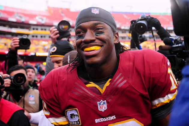 Eagles vs. Redskins: RG3 Again Defines Efficiency as Washington Stays Alive