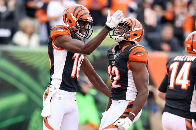 No Surprise: AJ Green Extends Receiving TD Streak to Nine Games
