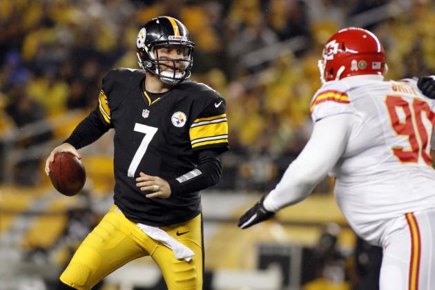 Ravens vs. Steelers: How Pittsburgh Can Win Without Ben Roethlisberger