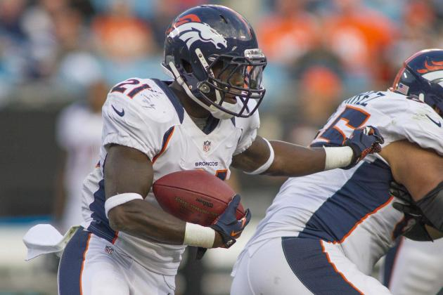 Ronnie Hillman: Broncos RB Is a Smart Waiver Pickup for Fantasy Owners This Week