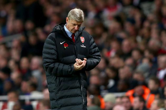 Arsenal Will Not Sell Theo Walcott in January, Insists Arsène Wenger