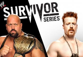 Big Show [c] vs Sheamus