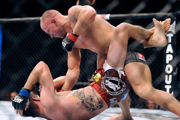 Georges St-Pierre: 170 lb. Division Is Too Deep for Him to Fight Anderson Silva