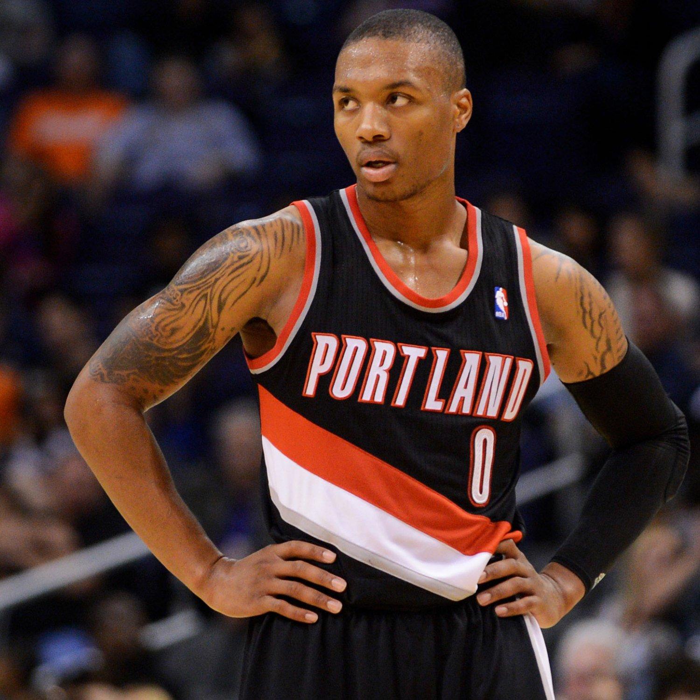 Portland Trail Blazers Brandon Roy: Portland Trail Blazers: Comparing Damian Lillard To