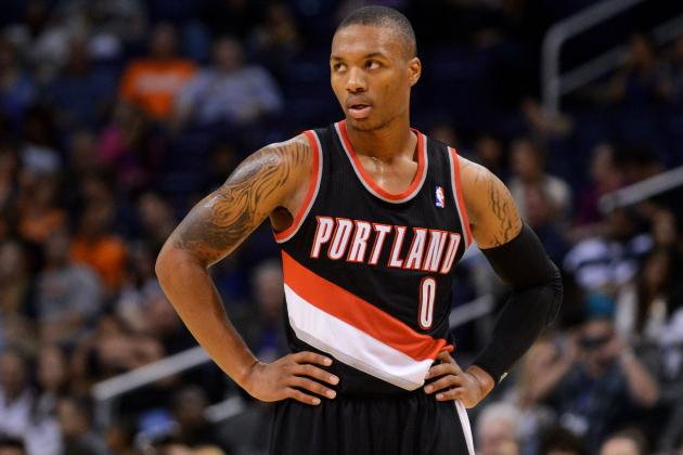 Portland Trail Blazers: Comparing Damian Lillard to Brandon Roy's Rookie Year