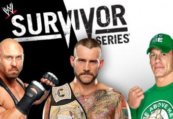 Ryback vs CM Punk [c] vs John Cena