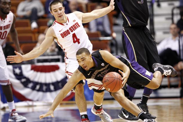 Washington vs. Ohio State: Most Important Takeaways from Hall of Fame Tip-off