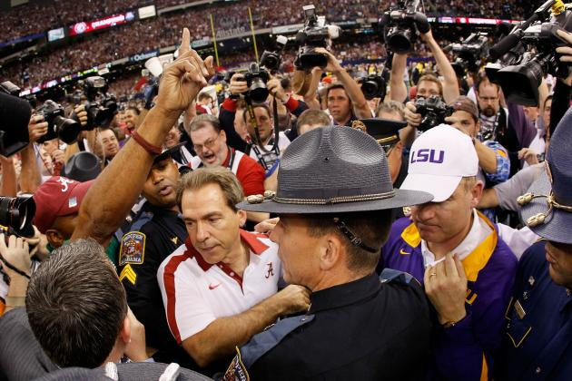 Why America Will Tune out Another SEC vs. SEC BCS Championship Game
