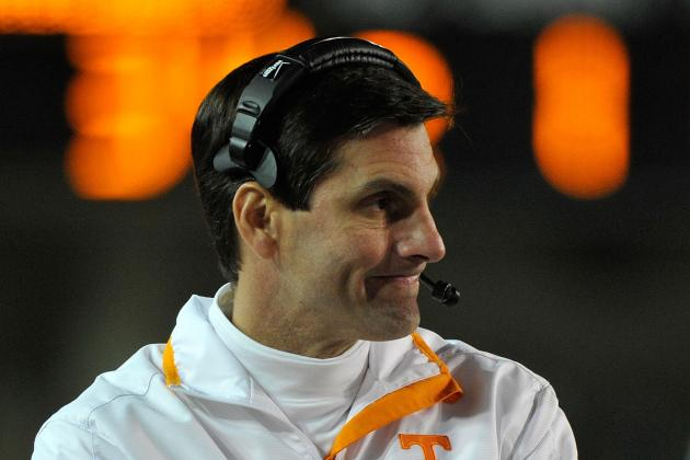 Tennessee Football:  Derek Dooley Is out as the Volunteers Head Coach