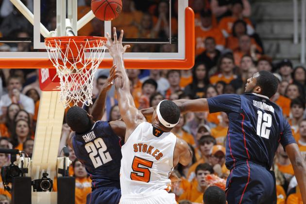 Tennessee Volunteers: Jarnell Stokes Emerges as Vols' Offensive Focal Point