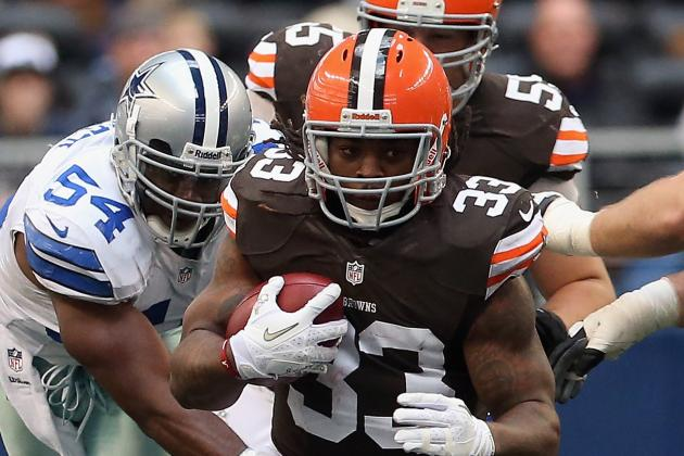 Cleveland Browns Show Improvement but Still Lose to Dallas Cowboys
