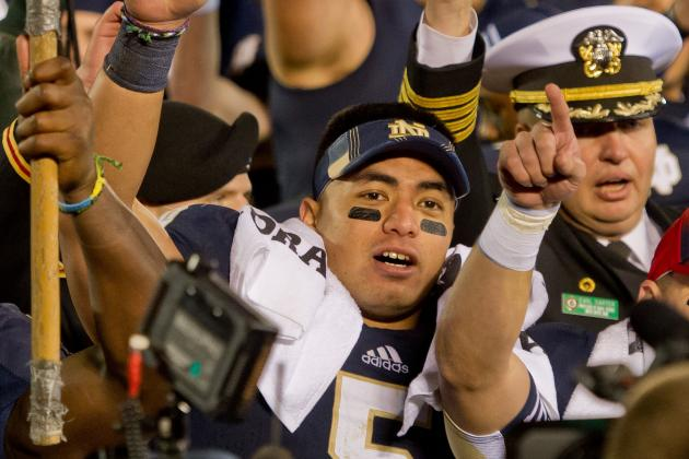 BCS Rankings: Power Ranking Top Contenders for National Championship Game