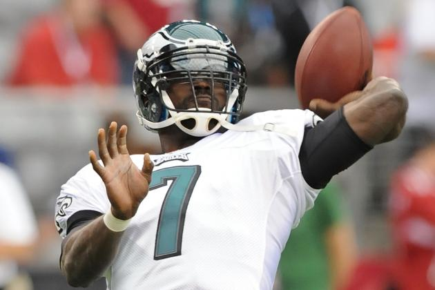 Vick Could Be Back as Soon as Next Week