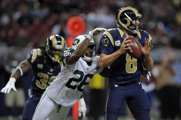 Jets vs. Rams: Offensive Inefficiencies and Turnovers Magnify St. Louis' Defeat