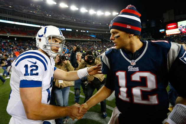Colts vs Patriots: Why Andrew Luck Still Has a Long Way to Go